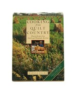 Cooking from Quilt Country Cookbook by Marsha Adams, 1989 - $9.49