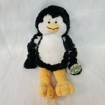 "16"" Baby Ganz Hug-a-Longs Penguin Hugalongs Plush Lovey Beanbag Toy HX10520 B200 - $34.99"