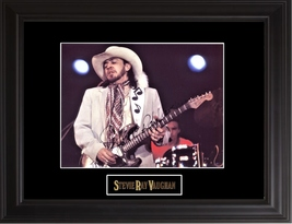 Stevie Ray Vaughan Autographed photo - $599.00