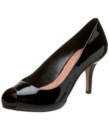 """NEW Black Patent Leather Heels~Vince Camuto~8M ~8 M~""""Kira""""~Nordstrom~Perfection! - $79.99"""
