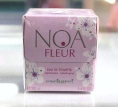 NOA Fleur by cacharel for Women, 3.4 fl.oz / 100 ml eau de toilette spray, rare image 4