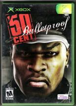 50 Cent: Bulletproof (Microsoft Xbox, 2005) - $3.79