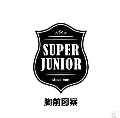 2018 New Arrival Kpop Star Super Junior Baseball Uniform Korean Couple Hoodies A image 3