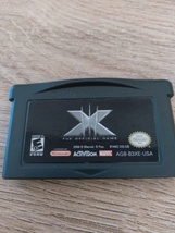 Nintendo Game Boy Advance GBA X The official game image 2