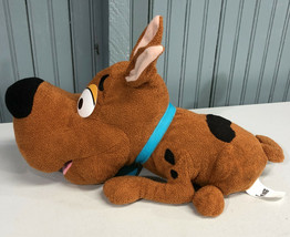 Scooby Doo Puppy Six Flags Plush Dog - $13.39