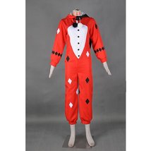 Batman Harley Quinn Pajama Cosplay Costume Women Christmas Party Outfit - $80.00