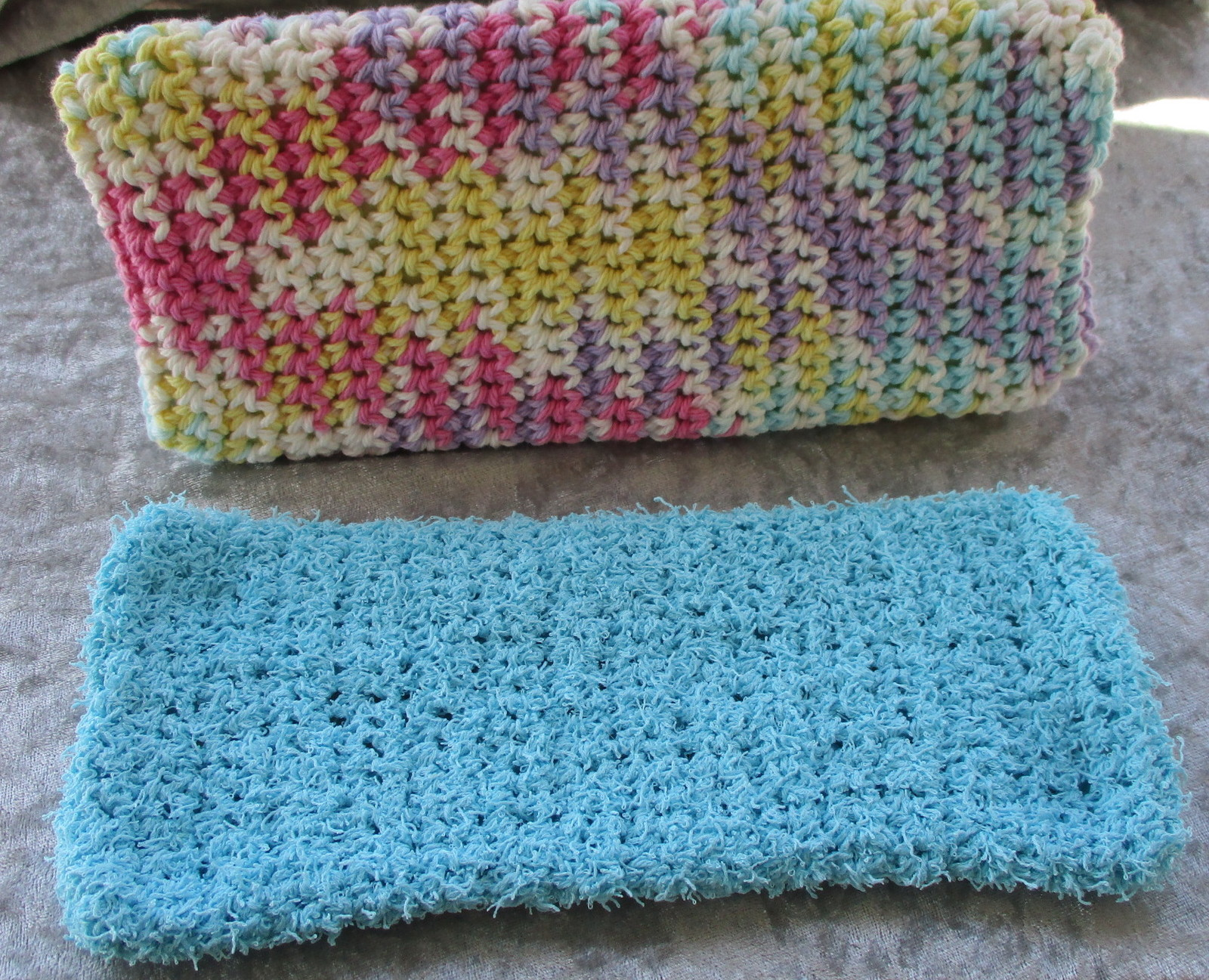 Set of Two Reusable Swiffer Sweeper Covers