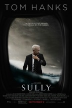 sully - original ds movie poster - d/s 27x40 tom hanks - eastwood film  - $28.00