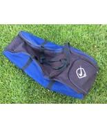 Nike Baseball Bat & Accessory Carrying Bat Bag Navy Blue Black RN # 56323 - $37.40