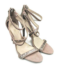 Jessica Simpson Womens Size 9 Ellenie2 Giltter Sparkle Stiletto High Hee... - $24.74