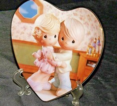 """""""Hug One Another"""" Precious Moments - The Hamilton Collection by Sam Butc... - $39.95"""