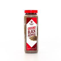 Spices & Seasonings Ground Black Pepper (18 oz.) - $14.84