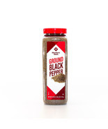 Spices & Seasonings Ground Black Pepper (18 oz.) - £10.72 GBP
