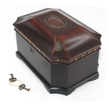 Bombay Antique Top Quality wooden Jewelry box Organizer Case Gift - $74.24