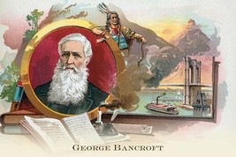 George Bancroft by Sweet Home Family Soap #2 - Art Print - $19.99+