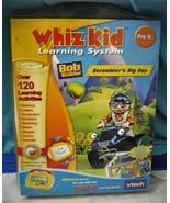 NEW Bob the Builder Scrambler's Big Day Pre K Whizware Whiz Kid Learning... - $17.81