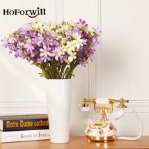 HoForwill 6 Pcs Artificial Flower Silk Flower Wedding - $33.95