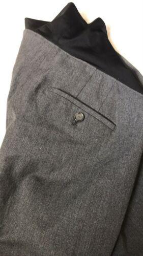 Ann taylor loft Maternity Gray Size Petite 8 Dress Pants Full Panel Back Pockets