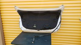 2013-16 Ford Fusion Trunk Lid & Tail Lights L&R w/o Camera image 10