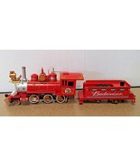 Budweiser Holiday Express, Engine with Tender, ON30 - $61.94