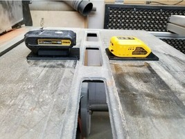 DeWalt 20V Tool and Battery Wall Mounts - MADE IN USA - $13.65 CAD