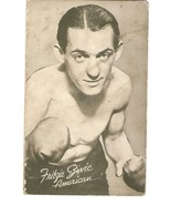 FRITZIE ZIVIC WELTERWEIGHT Boxing Exhibit Card - $6.75