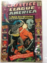 Justice League of America #47 Mike Sekowsky Silver Age DC Comics GD/VG - $20.57