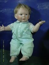 ASHTON DRAKE BABIES' WORLD OF WONDER DOLL--ANDREW HOLDING A FIREFLY (LIG... - $24.26