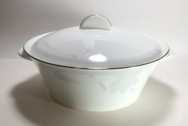 Mikasa Ovation Covered Round Vegetable Serving Bowl Cr007 - $29.68