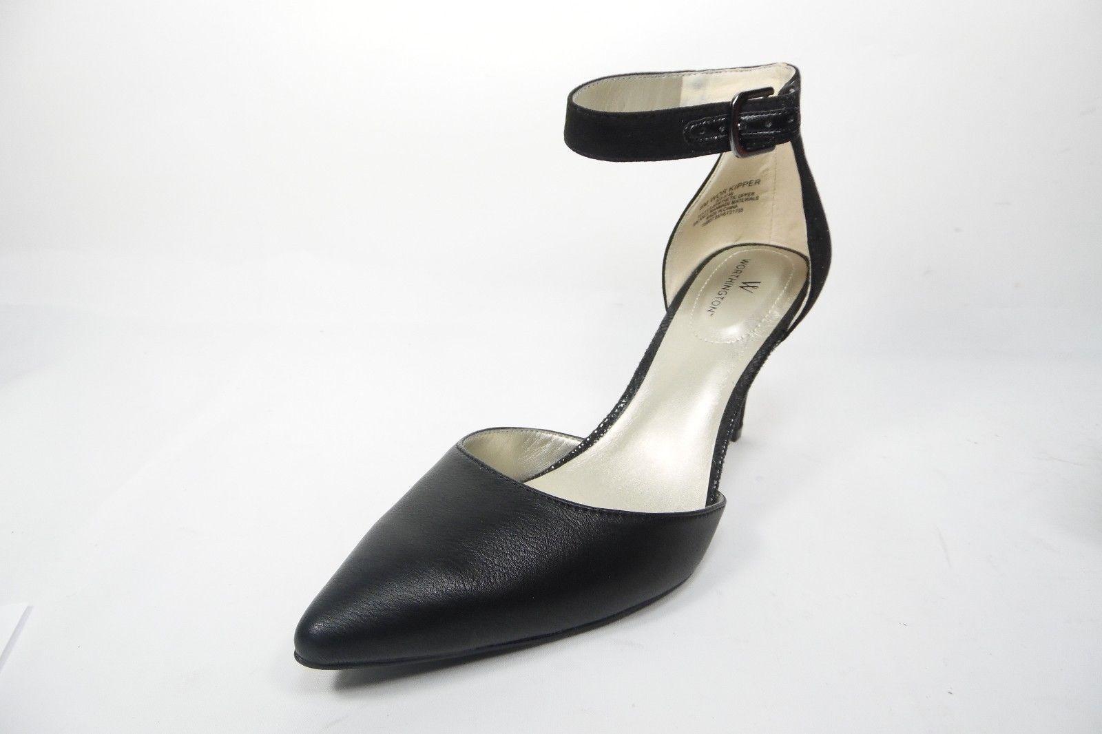 Worthington Kipper Pointed-Toe Pumps Black and 47 similar items