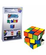 Worlds Smallest Rubik's Cube Miniature Edition- Pocket Sized 3D Puzzle - $9.89