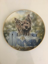 The Danbury Mint Anticipation By Paul Doyle Limited Collector Plate  Bub... - $69.29