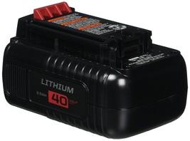 CRAFTSMAN 40V MAX Battery, Lithium Ion (CMCB98027) - $92.73