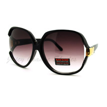 SUPER Oversized Sunglasses WOMENS Classic ROUND CELEBRITY PRIVACY Shades... - $9.95