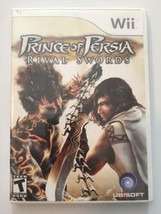 Prince of Persia: Rival Swords (Nintendo Wii, 2007) - $6.44