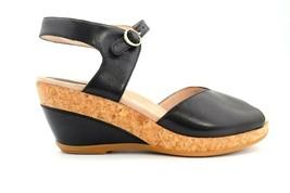 Dansko Chartlotte Full Grain Black Sandals Size 40 (EPB )  - $126.23