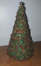 "Prop mini Christmas Tree 9"" high for Barbie doll or similar. Trinket gif... - $18.67"