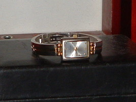 Pre-Owned Women's Anne Klein 10/5405 Two Tone Dress Analog Quartz Watch - $12.38