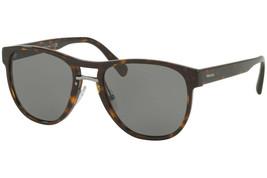 Prada PR09US 2AU9K1 Havana Grey Gradient Sunglasses 55mm - $222.13