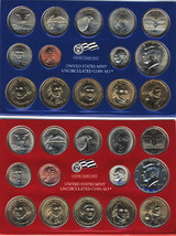 2007 P & D US Mint Set United States Original Government Packaging Box C... - £17.71 GBP