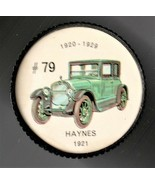 1921 HAYNES Jell-O Picture Wheel #79 - $5.00