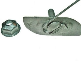 "Ford Lincoln Mercury moulding clips-1"" wide mldg - $13.00"
