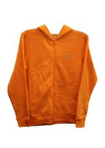 Champion Kid's Vibrant Orange Authenic Full-Zip Hoodie, Size 7 - $14.36