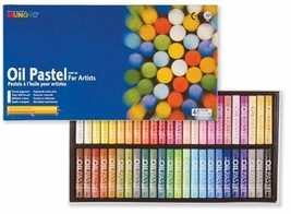 Mungyo Gallery Oil Pastels Cardboard Box Set of 48 Standard - Assorted C... - $22.03