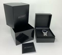 Movado 40mm Men's Dress Watch (16 1 14 1071) Museum Black Dial - Quartz - $191.10