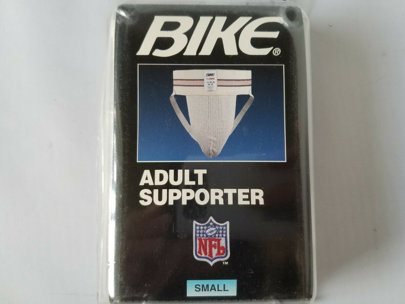 Adult Supporter Bike Athletic Company NFL Vintage Comfortable Cotton Pouch S image 2