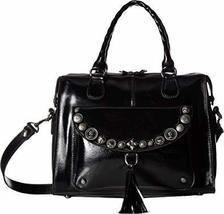 Patricia Nash Women's Marliano Satchel Black One Size