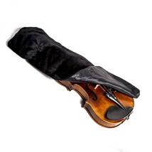 High Quality Oblong Shape Black Satin Fabric Vi... - $9.99