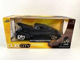 Jada Toys Dub City Old Skool 1940 PONTIAC 1:24 Die Cast VHTF Gift  Idea  - $29.69
