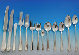 Pine Tree by International Sterling Silver Flatware 12 Set Service 169 p... - $8,995.50